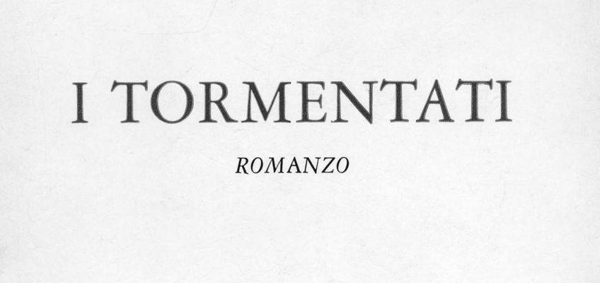 Romanzo I tormentati copertina originale